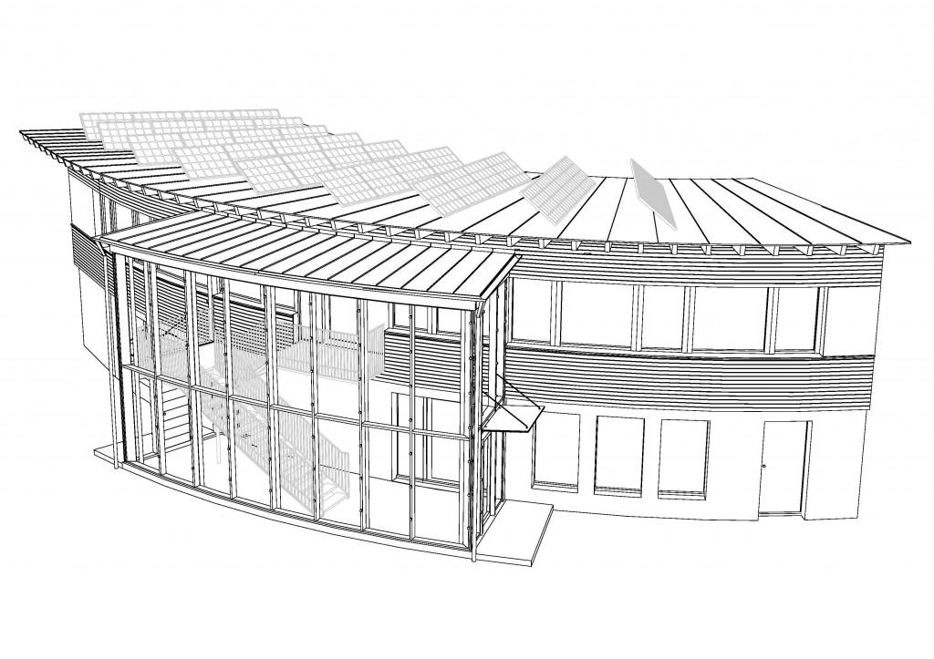 Gebäude Institut